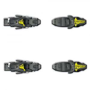 Fischer FJ4 AC SLR BRAKE 74 [I] black/yellow