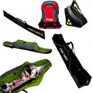 Чехлы, сумки, связки-липучки
